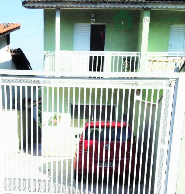 Sobrado residencial à venda, Parque Monte Alegre, Taboão da Serra.