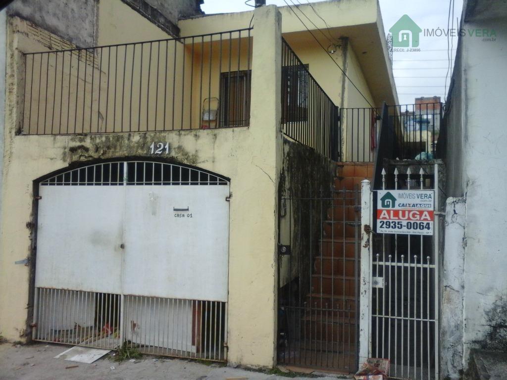 Casa residencial para locação, Jardim Mitsutani, São Paulo.