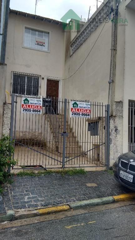 Sobrado residencial para locação, Jardim Ouro Preto, Taboão da Serra.