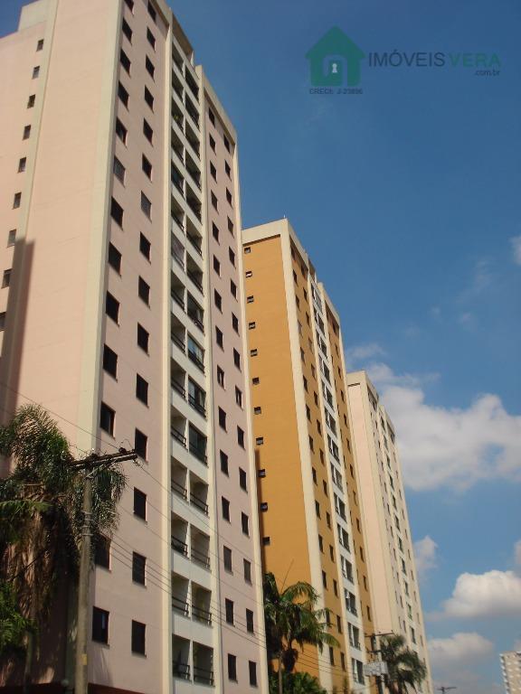 Apartamento  residencial para venda e locação, Centro, Taboão da Serra.