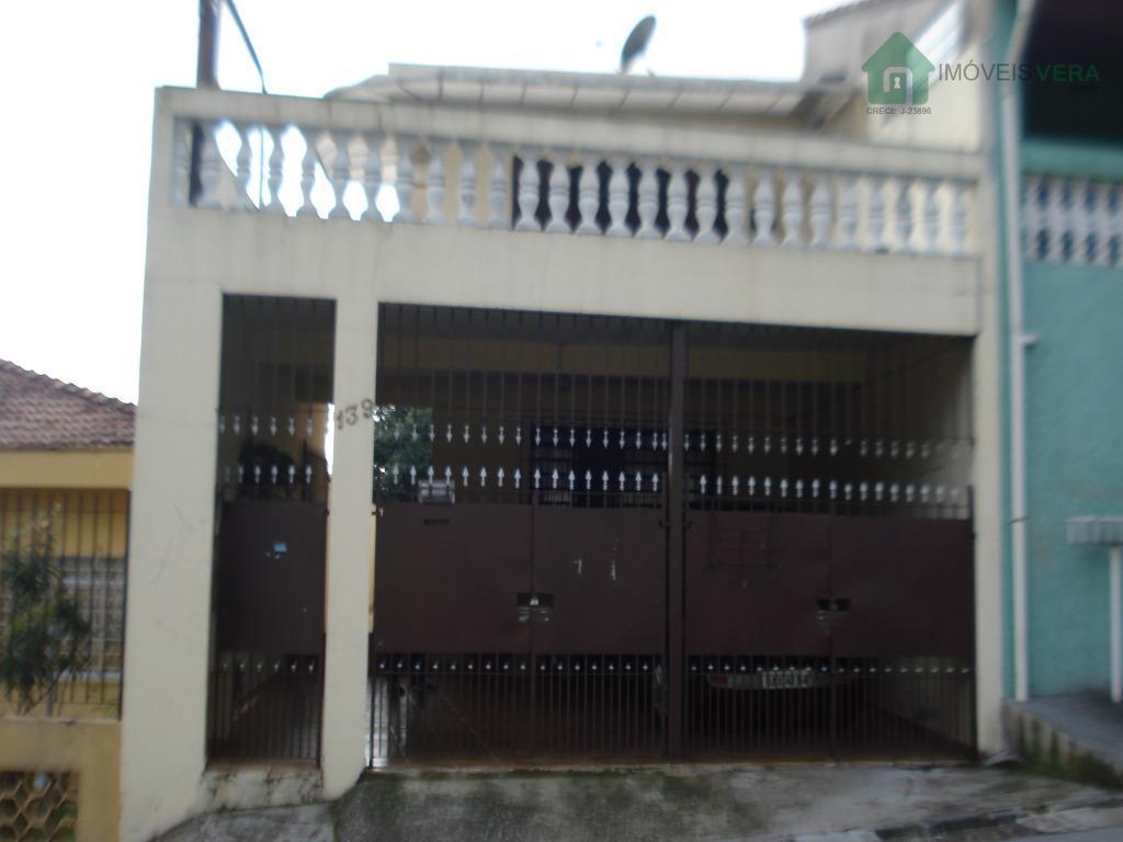 Sobrado residencial à venda, Jardim Santa Terezinha, Taboão da Serra.