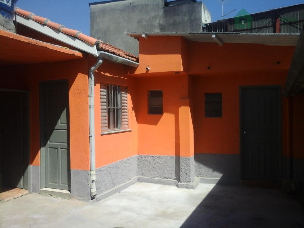 Casa residencial para locação, Vila das Oliveiras, Taboão da Serra.