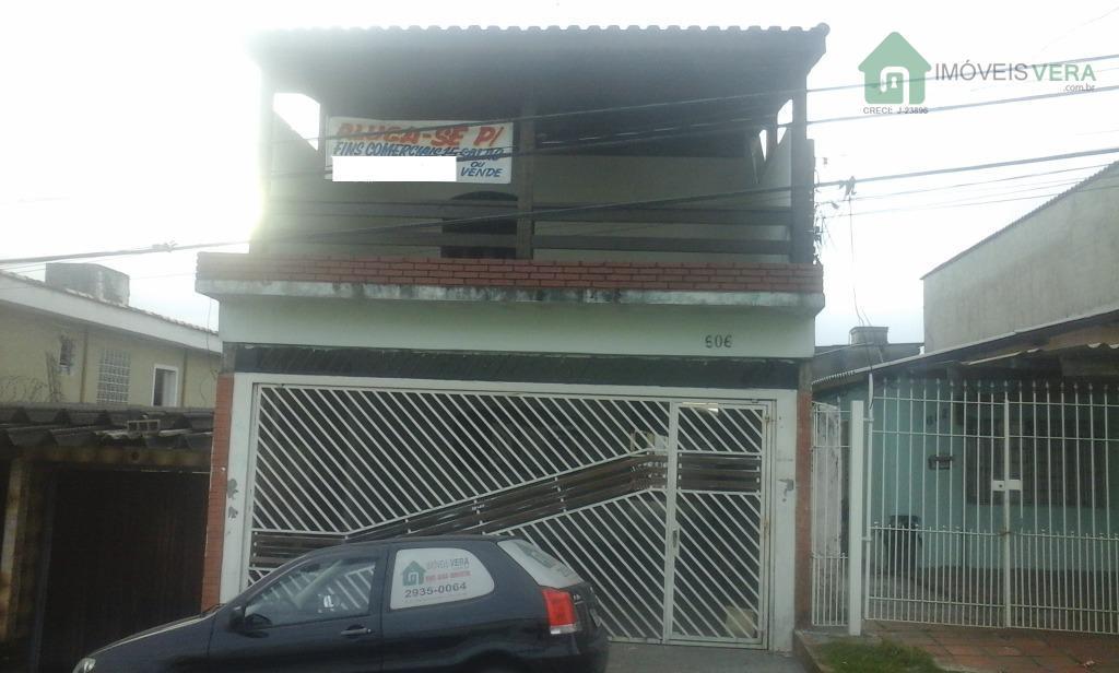 Sobrado comercial para venda e locação, Vila Pirajussara, São Paulo.