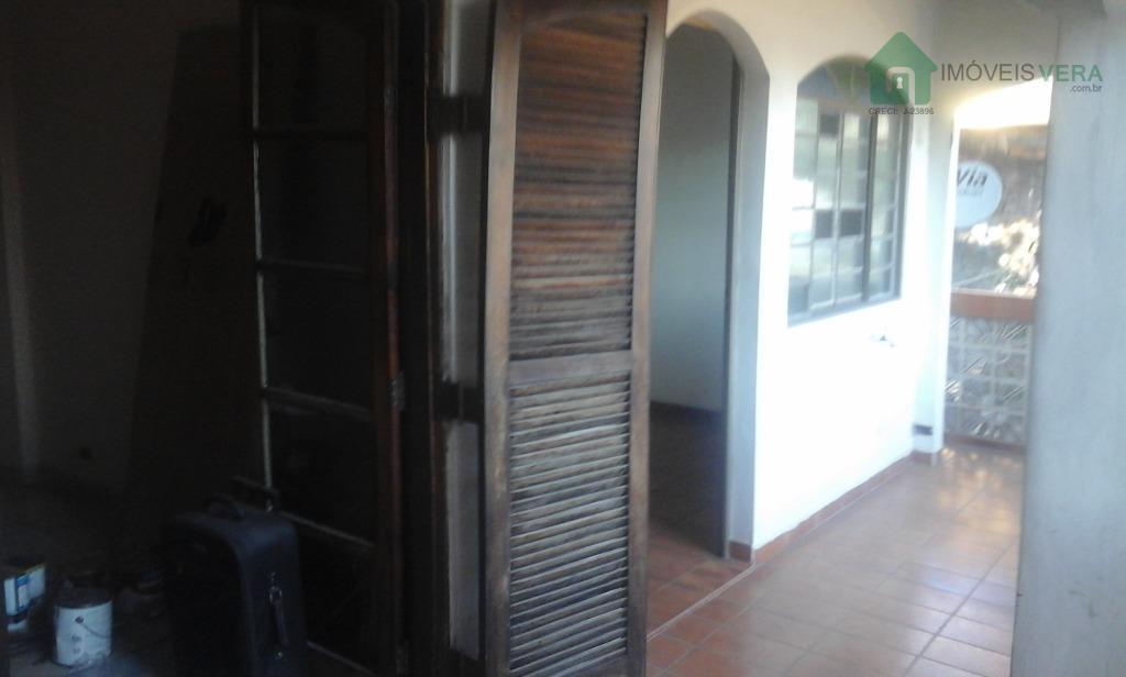 Casa residencial para locação, Jardim Monte Alegre, Taboão da Serra.