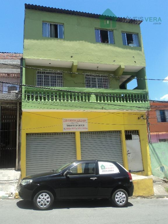 Casa residencial para locação, Jardim Flórida, Embu das Artes.