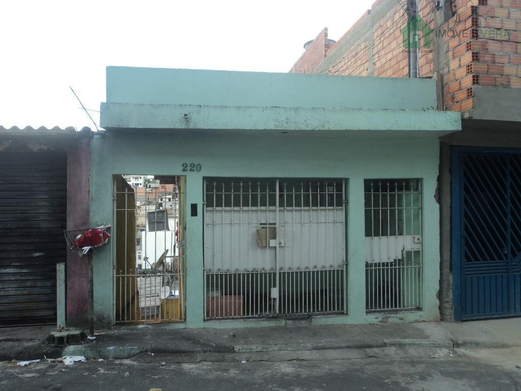 Casa residencial para locação, Jardim São Eduardo, Embu das Artes.