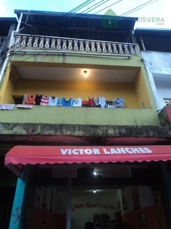 Casa residencial para locação, Jardim da Luz, Embu das Artes.