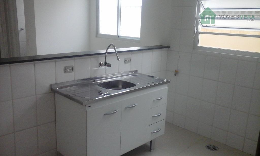 Apartamento residencial para locação, Jardim Catanduva, São Paulo.