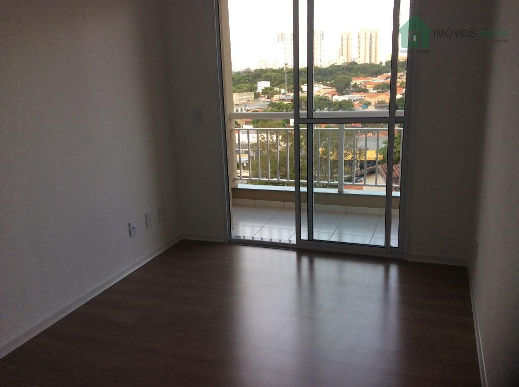 Apartamento residencial para locação, Jardim Pazini, Taboão da Serra.
