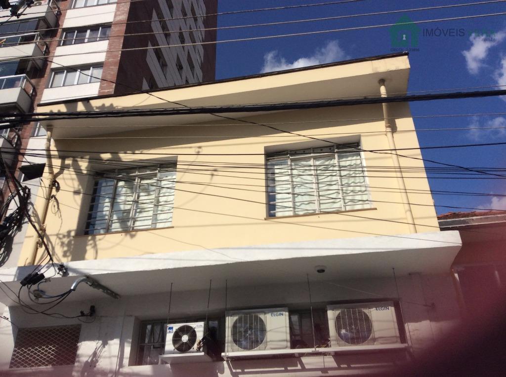 Casa comercial para locação, Alto de Pinheiros, São Paulo.