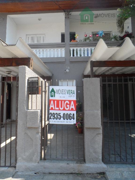 Casa residencial para locação, Jardim Trussardi, São Paulo.