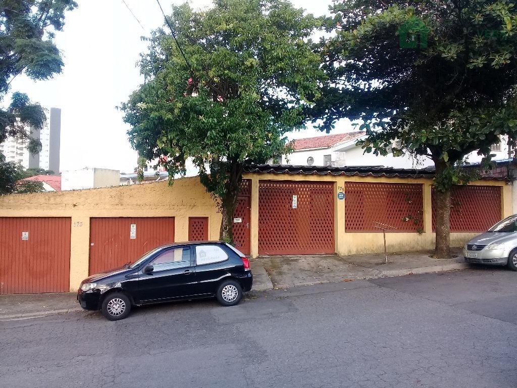 Casa residencial à venda, Jardim Taboão, São Paulo.