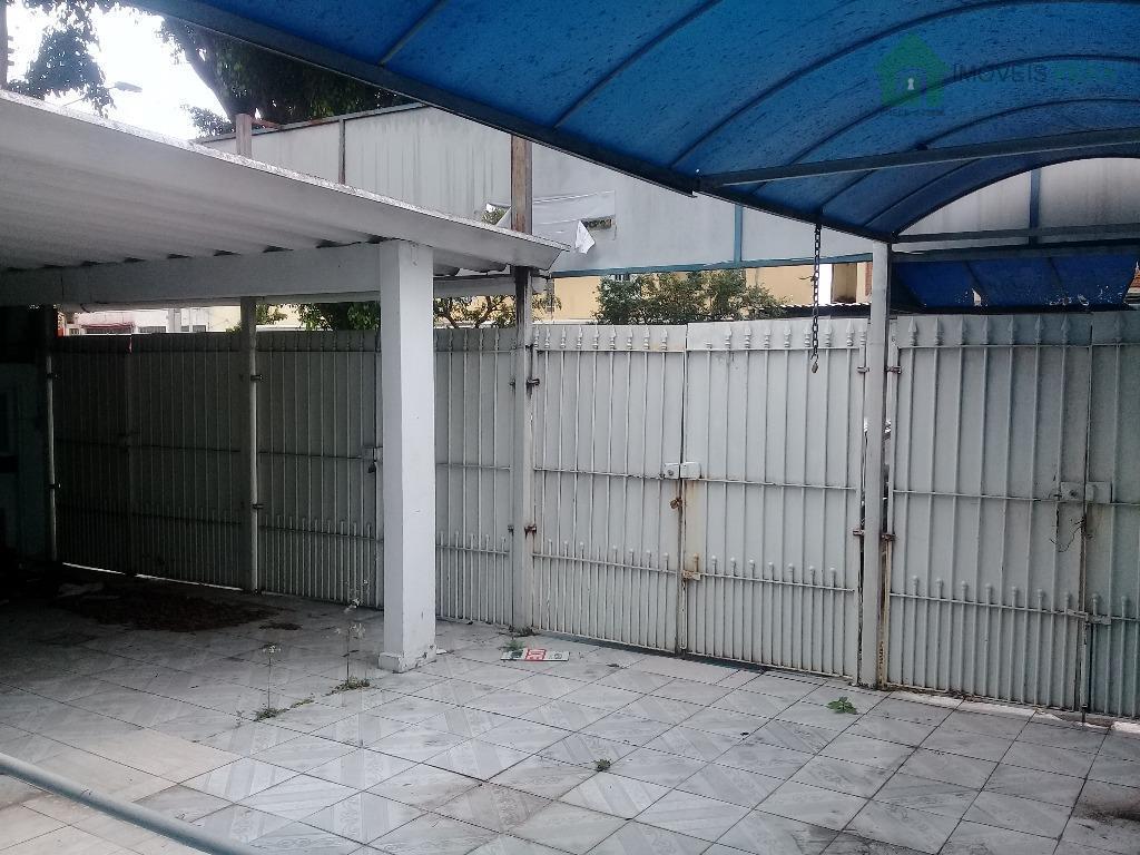 Casa residencial para locação, Jardim Ester, São Paulo.