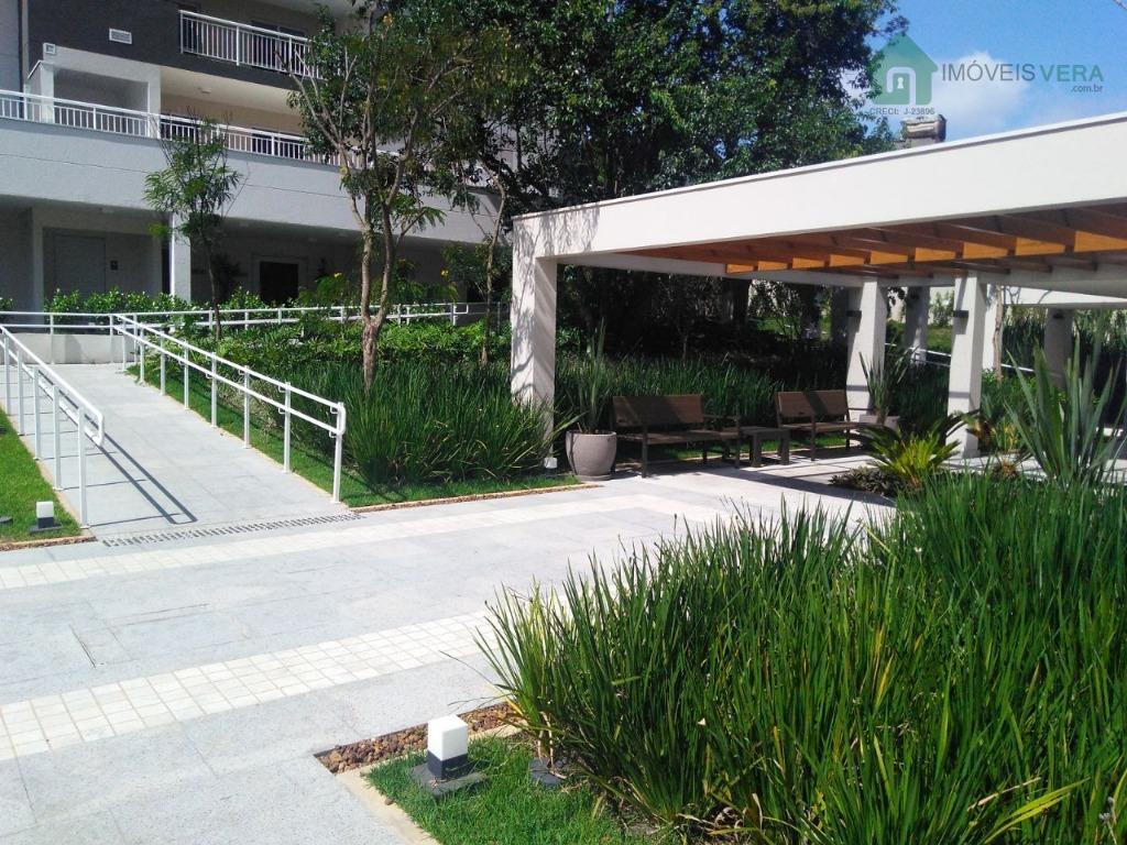 Apartamento residencial para locação, Jardim Vazani, São Paulo.