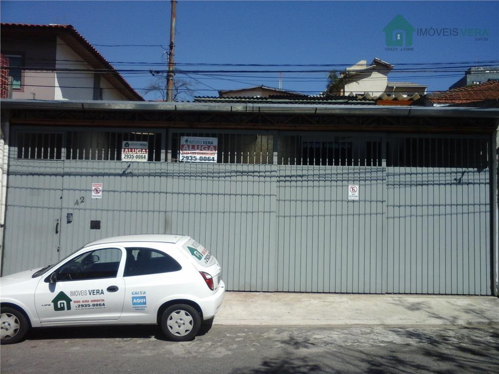 Galpão comercial para locação, Jardim Taboão, São Paulo - SL0009.