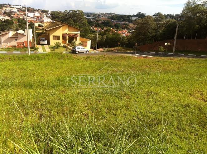 Terreno residencial à venda, Condomínio Bosque dos Cambarás, Vinhedo.