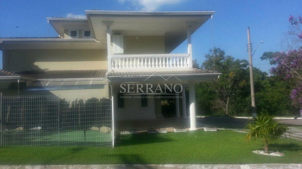 Sobrado residencial para locação no Condomínio Villagio Capriccio, Louveira.