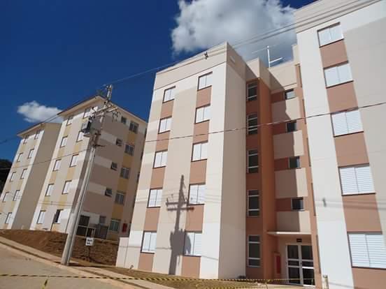 Apartamento residencial para locação, Loteamento Nova Espírito Santo, Valinhos.