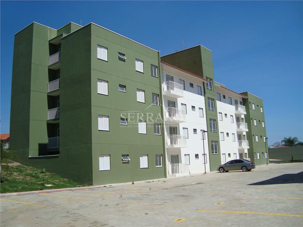 Apartamento residencial à venda, Residencial Vienna II, Bairro Santa Claudina, Vinhedo - AP0021.