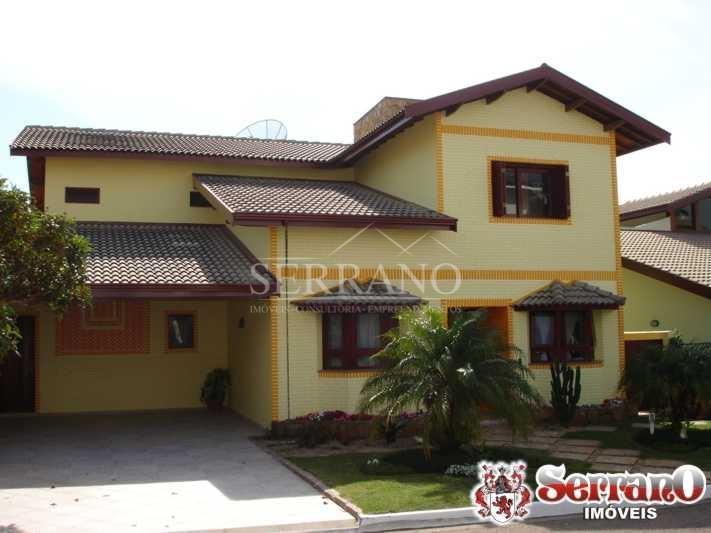 Excelente sobrado à venda, Condomínio Villagio Capriccio, Louveira