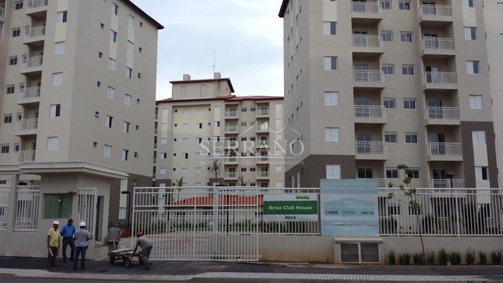 Apartamento residencial no Res. Brisa Club House, Valinhos. Ótima localização!!!