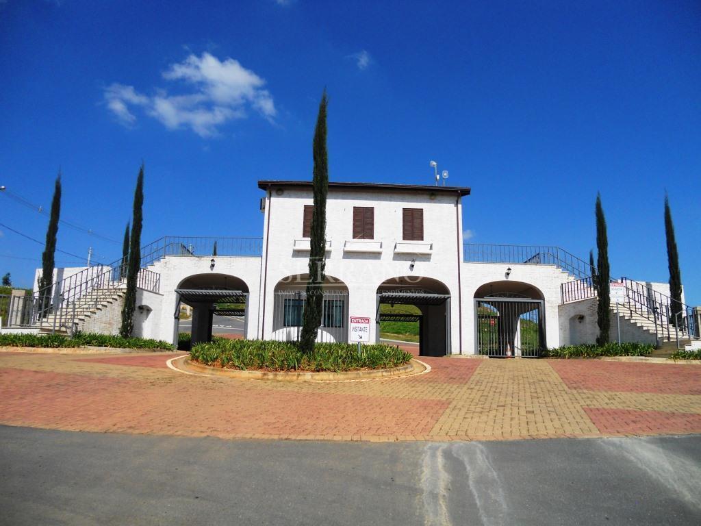 Terreno  residencial à venda, Residencial Campo de Toscana.