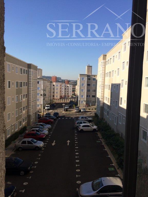 Apartamento  residencial para venda e locação no Condomínio Águas da Serra, no Jardim Nova Europa, Campinas.