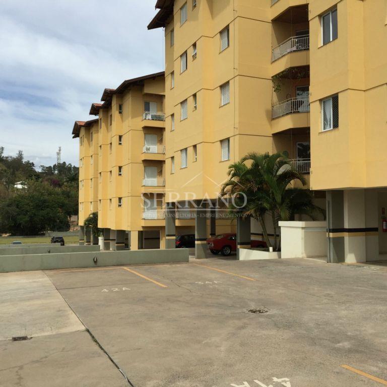 Apartamento  residencial para locação, Portal, Vinhedo.