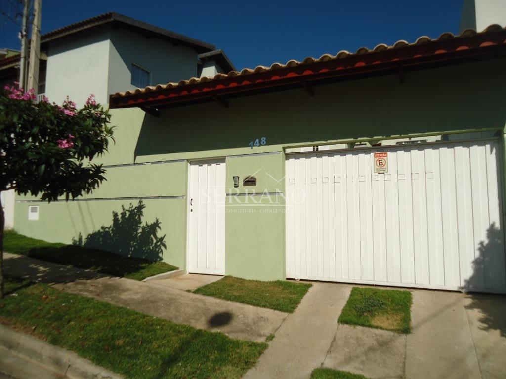 Casa  residencial à venda, Loteamento Residencial Fonte Nova, Valinhos.