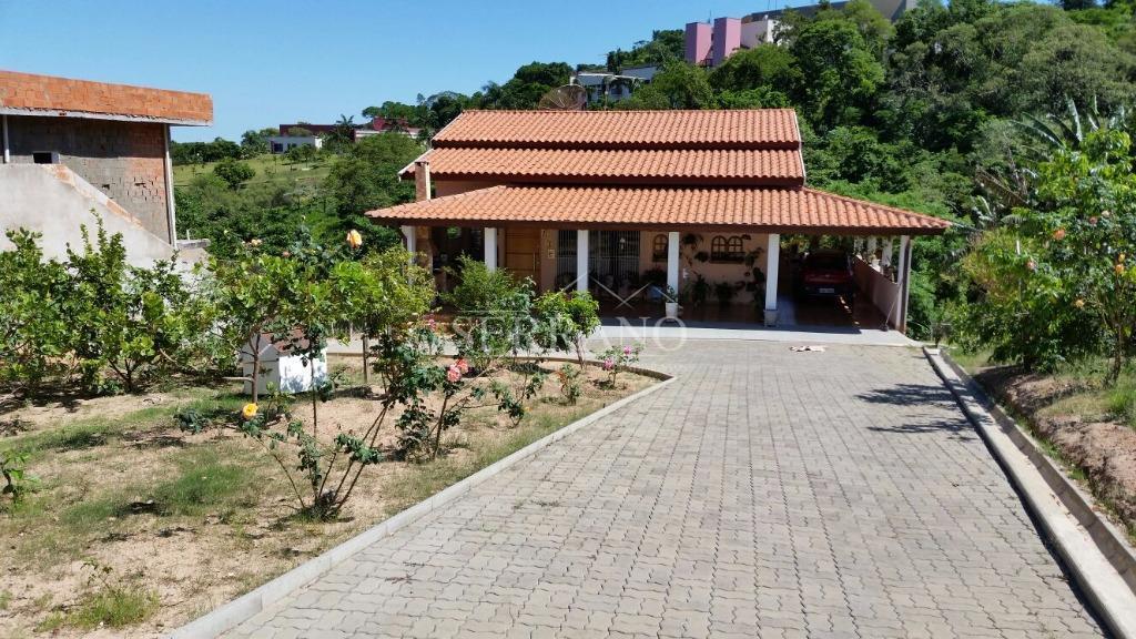 Chácara  residencial à venda, Mirante das Estrelas, Vinhedo.