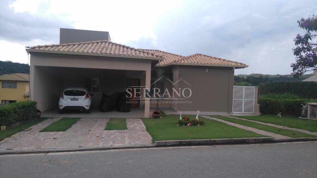 Casa residencial à venda, Condomínio Picollo Villaggio, Louveira.