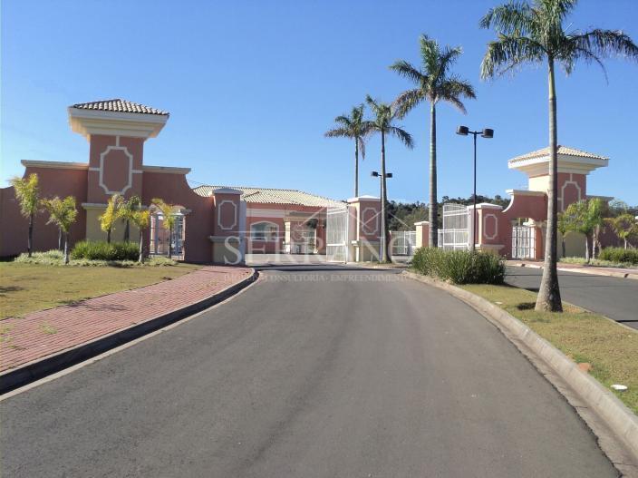 Terreno  residencial à venda, Condomínio Santa Isabel, Louveira.