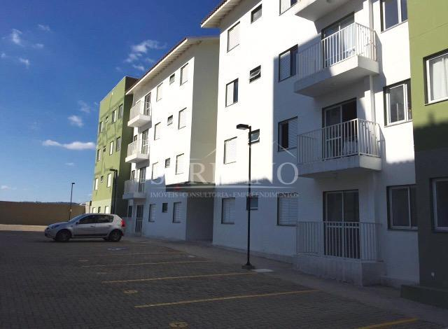 Apartamento  residencial à venda, Bairro Santa Claudina, Vinhedo.