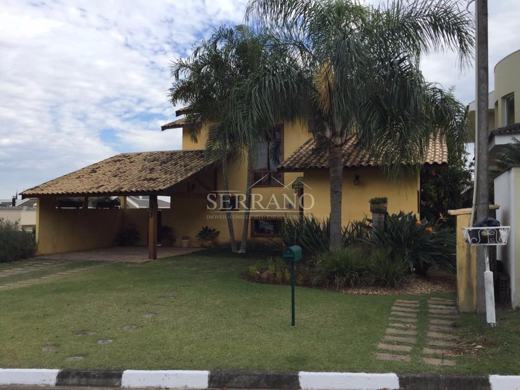 Casa  residencial à venda, Condomínio Bosques de Grevílea, Vinhedo.
