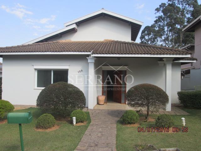 Casa  residencial para locação, Jardim Paulista I, Vinhedo.