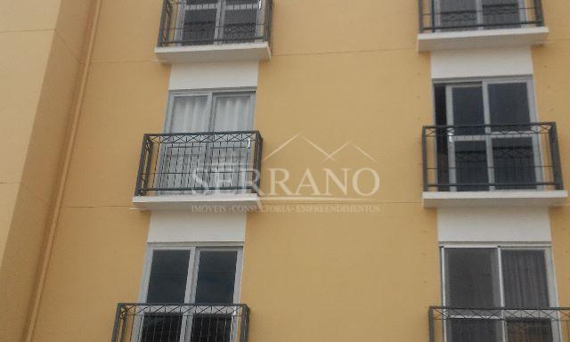 Apartamento  residencial à venda, Jardim Trevo, Jundiaí.