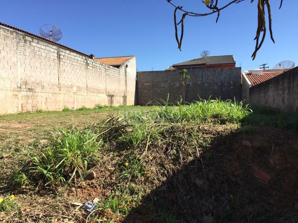 Terreno  residencial à venda, Residencial Terra Nobre, Louveira.