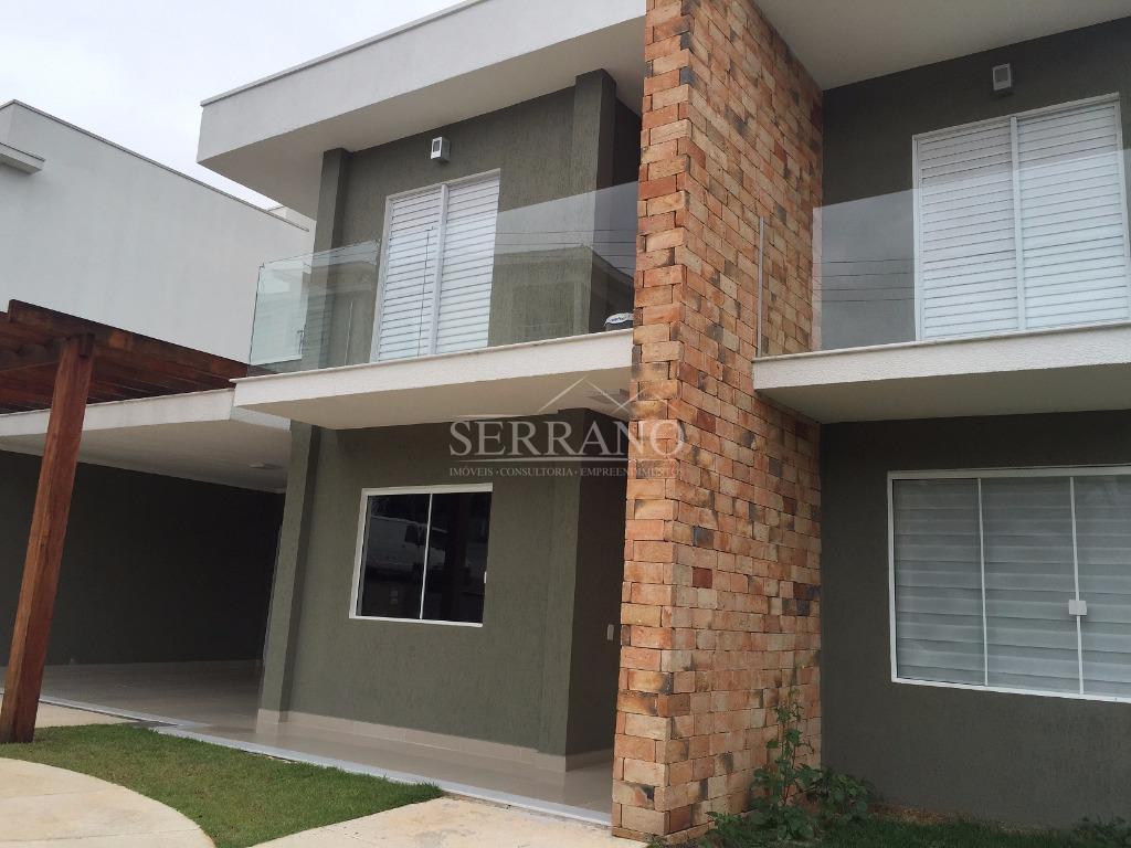 Casa  residencial à venda, Cond. Residencial Porto Seguro Village, Valinhos.