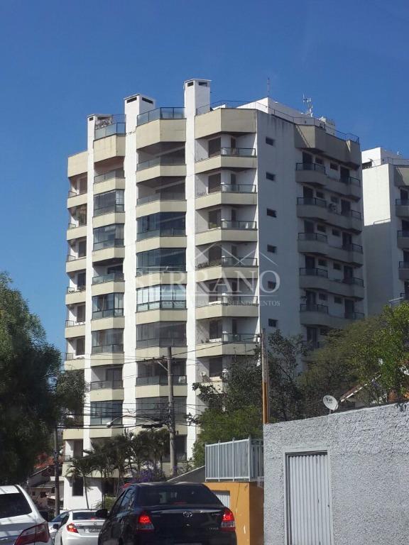 Apartamento residencial à venda, centro de Vinhedo.