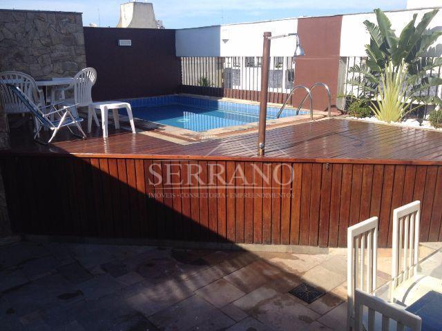 Apartamento  residencial à venda, Parque Enseada, Guarujá.