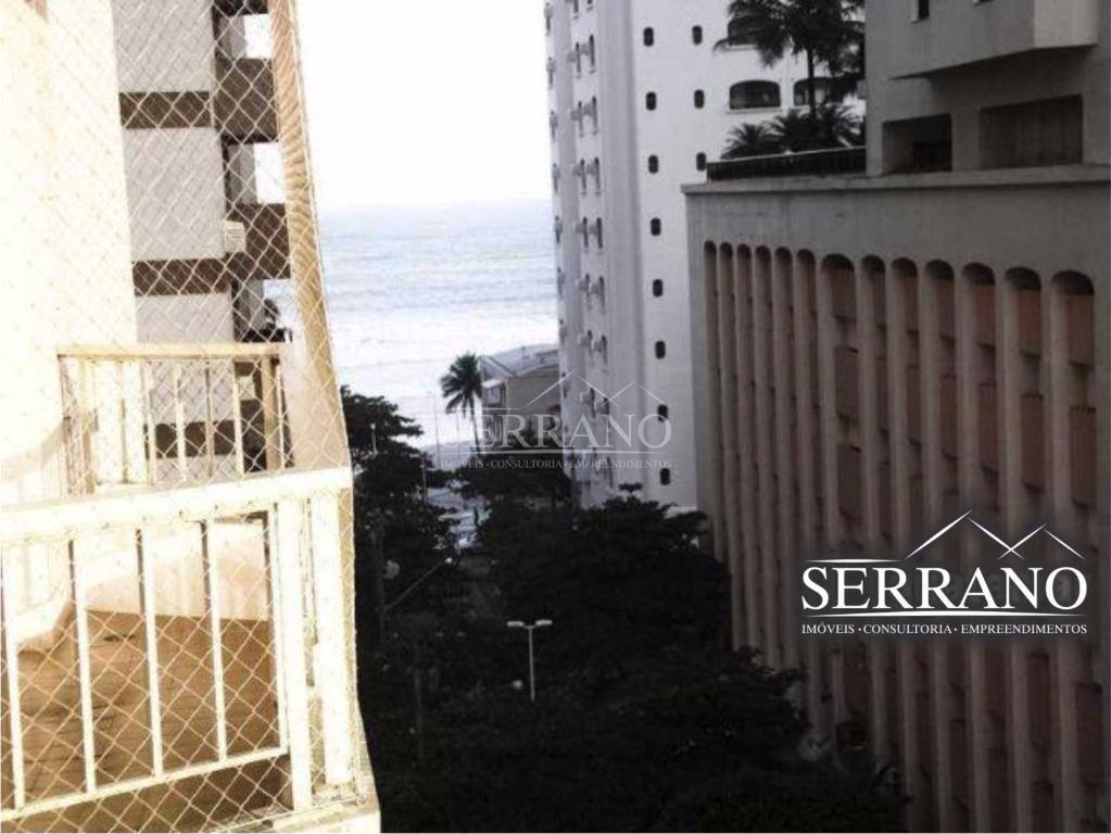 Apartamento na praia de Pitangueiras, próximo a praia, no Guarujá/SP