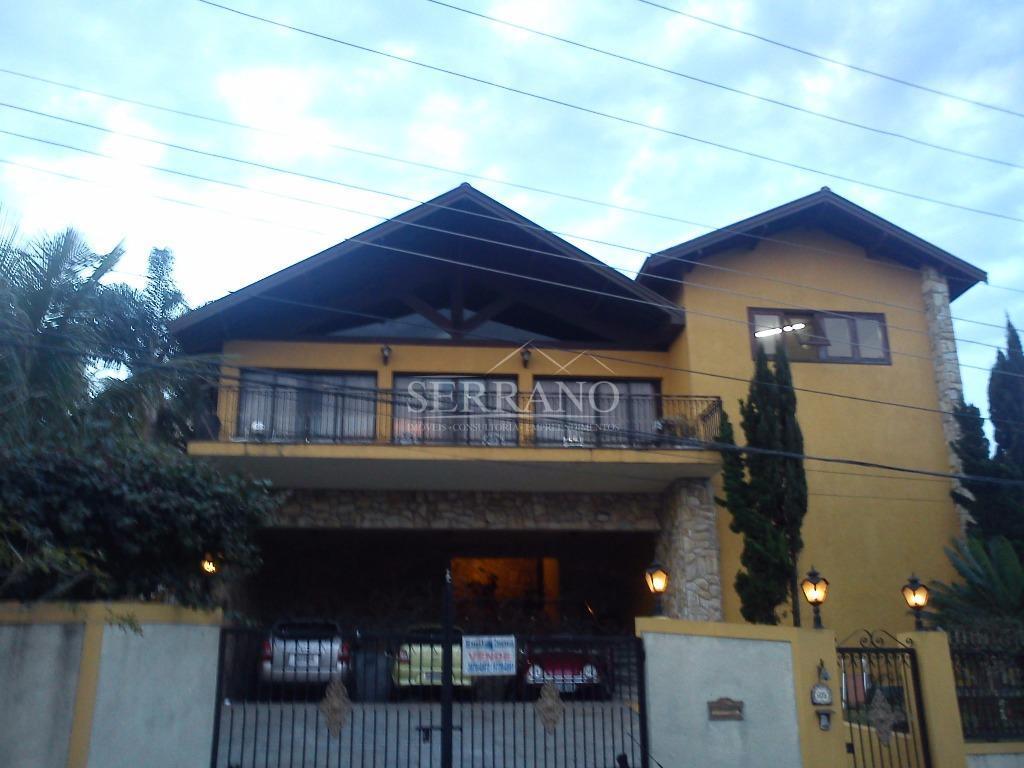 Casa  residencial para venda e locação, Condomínio Estância Marambaia, Vinhedo.