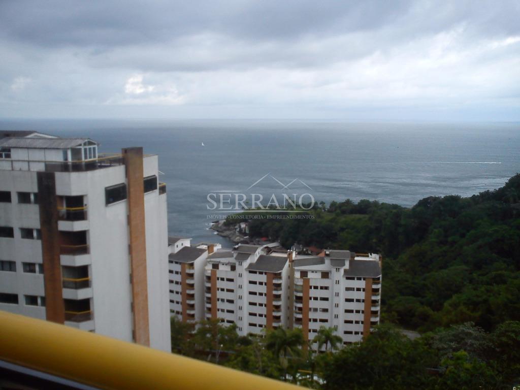 Apartamento na praia de Sorocotuba, no Guarujá, a 150 mts da praia!!