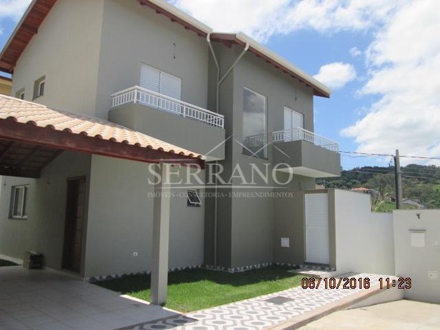 Casa residencial à venda, Residencial Fazenda Santana, no Parque Yolanda, Vinhedo