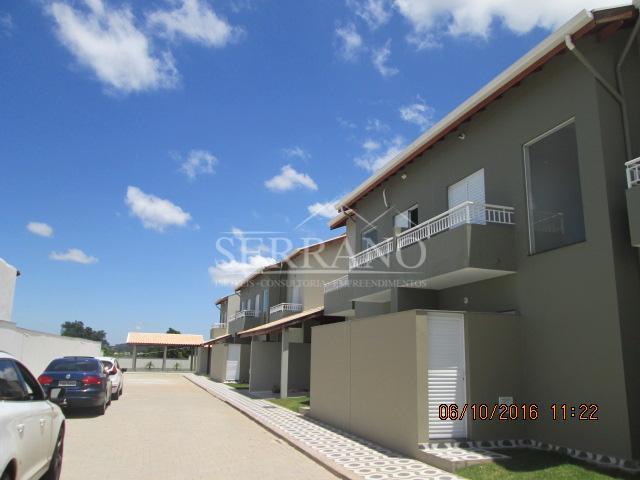 Casa residencial à venda, Residencial Fazenda Santana, no Parque Yolanda, Vinhedo.