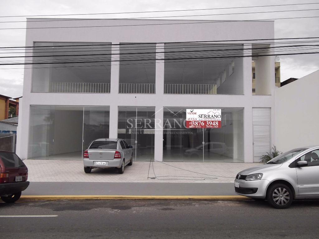 Galpão comercial em excelente localização, em Vinhedo/SP.