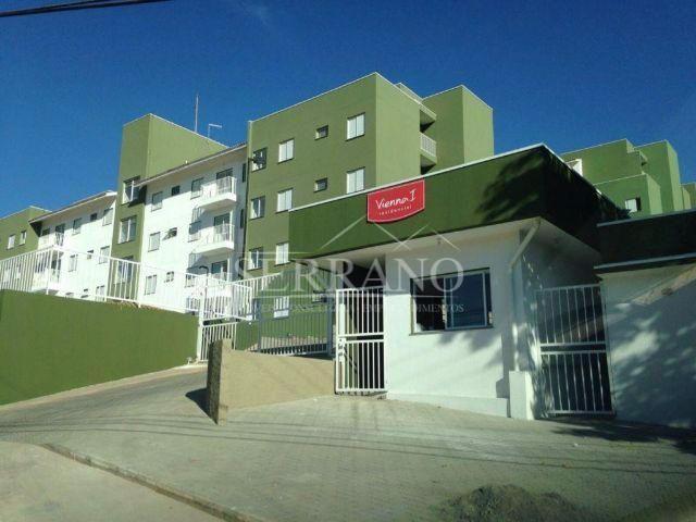 Apartamento residencial para locação, Santa Claudina, Vinhedo.