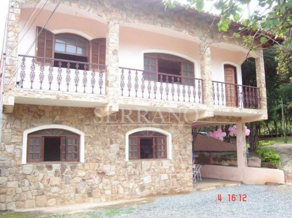 Casa residencial à venda, Estiva, Louveira.