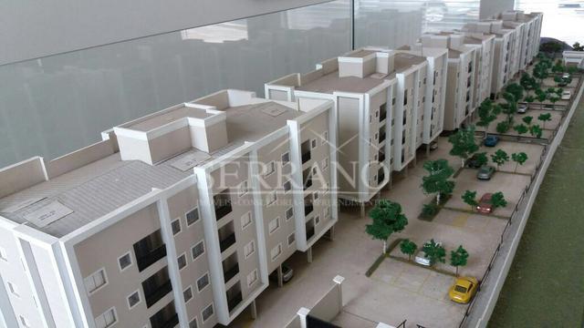 Apartamento residencial à venda, Vila Cascais, Vinhedo.