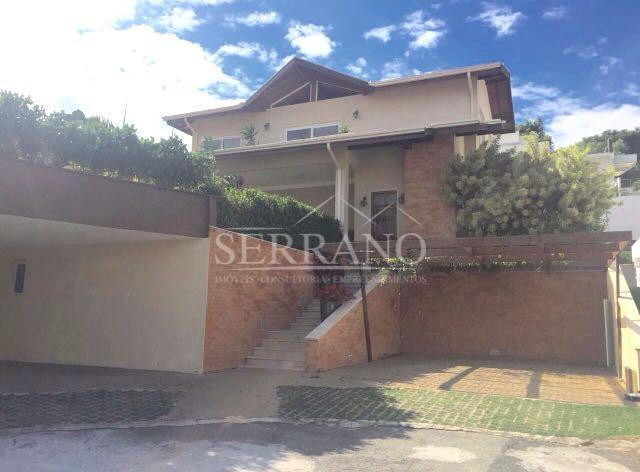 Casa residencial para venda e locação, Condomínio Jardim Europa, Vinhedo - CA0255.